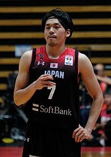 Ryusei Shinoyama Japanese basketball player