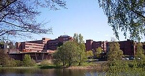 Hospital of Southern Norway - Image: Sørlandet Sykehus Arendal 2