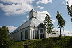 Sørreisa church.jpg