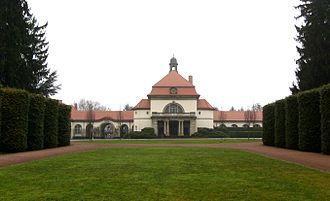 South Cemetery Wiesbaden - Image: Südfriedhof Wiesbaden