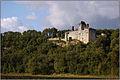 SAINT-AUBIN-DE-NABIRAT (Dordogne) - Chateau ruiné Le Repaire depuis Le Camaril.jpg