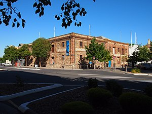South Australian Maritime Museum - Image: SA Maritime Museum