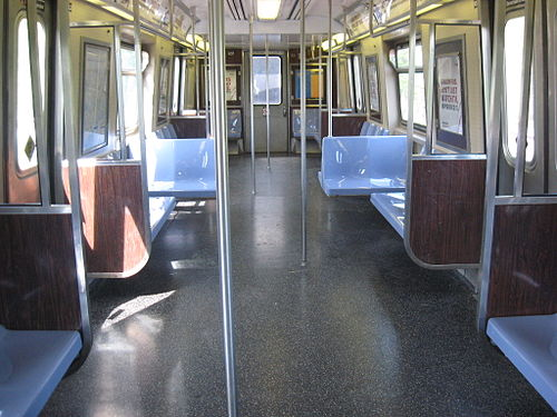 r160a new york city subway car wikivisually. Black Bedroom Furniture Sets. Home Design Ideas