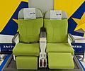 SKYMARK A330 GREEN SEAT demo FUK.jpg