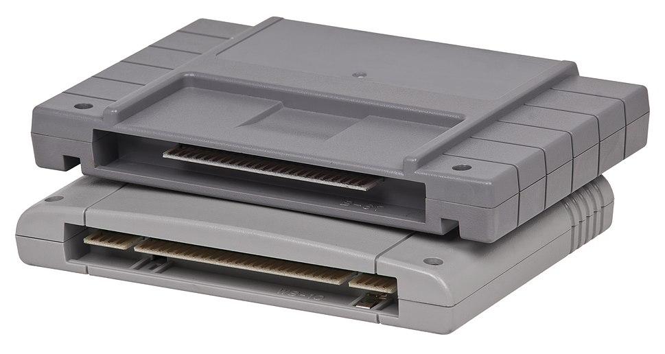 SNES-SFAM-Cartridges