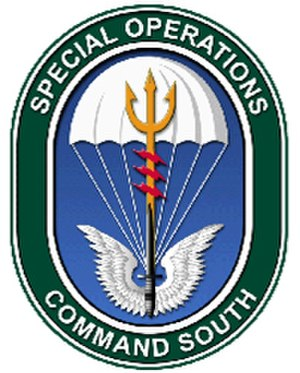 United States Southern Command - Image: SOCSOUTH