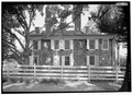 SOUTH ELEVATION - Cedar Grove, Landsdowne Drive, Philadelphia, Philadelphia County, PA HABS PA,51-PHILA,231-8.tif