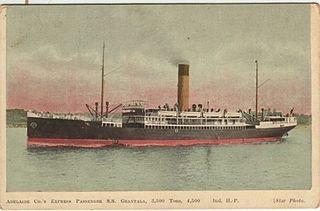 HMAS <i>Grantala</i>