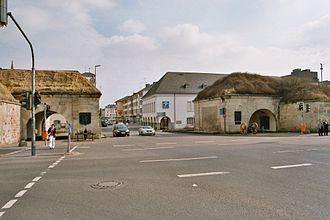 Saarlouis - Image: Saarlouis 01