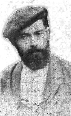 Sabino Arana - Arana in 1890