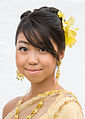 Sabrina Thiravong is a Laotian Cultural dancer- She is 14 years old born and raised in Des Moines, Iowa- Thiravong started dancing at the age of 5 when her grandmother would bring her to their local Laotian t 2014-07-02 06-11.jpeg