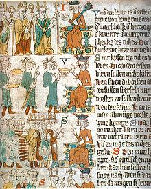 Miroir des saxons wikip dia for Miroir des princes
