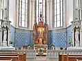 Sacré Coeur Klosterkirche Riedenburg Bregenz, 7.JPG