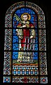 Saint-Senoux (35) Église Vitrail 01.jpg