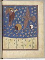 Saint-Sever Beatus f. 141r - Fourth trumpet.jpg