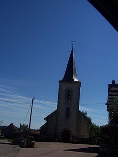 Saint-Martin-de-Commune Commune in Bourgogne-Franche-Comté, France