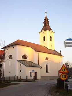 Saint Bartholomew church, Voklo.jpg
