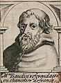 Saint Baudin (Baud), évêque de Tours (546-552) et référendaire du roi Clotaire.jpg