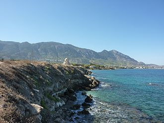 Lapithos - The coast at Lapithos