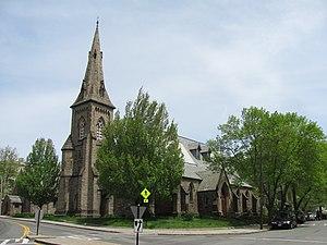 Saint Paul's Church, Chapel, and Parish House - Saint Paul's Church