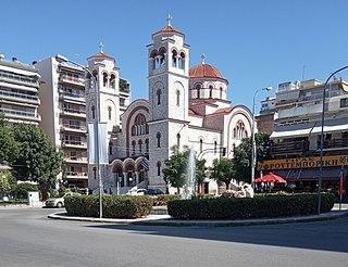 Agia Sofia, Patras neighborhood in Patras, Greece