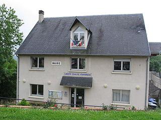 Sainte-Aulde Commune in Île-de-France, France