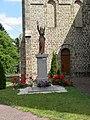 Sainte-Marie-du-Bois (53) Monument aux morts.JPG