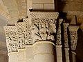 Saintes (17) Basilique Saint-Eutrope Intérieur Chapiteau 11.JPG