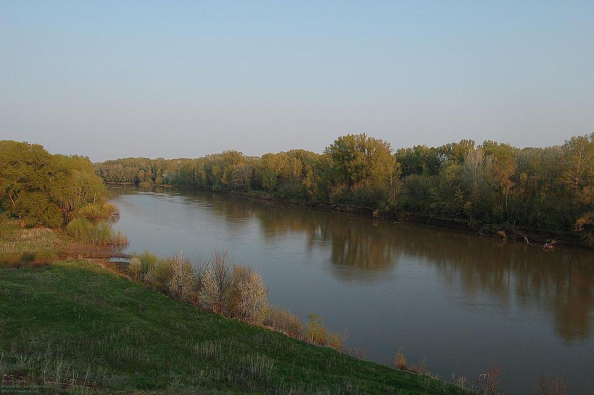 Исследования реки таналык