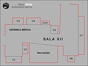 Sala XII - MAM