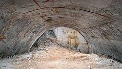 Sala della Sfinge (Sphinx Room), Domus aurea, Rome.jpg