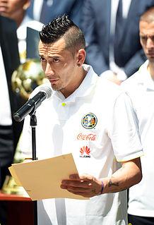 Rubens Sambueza Argentine footballer