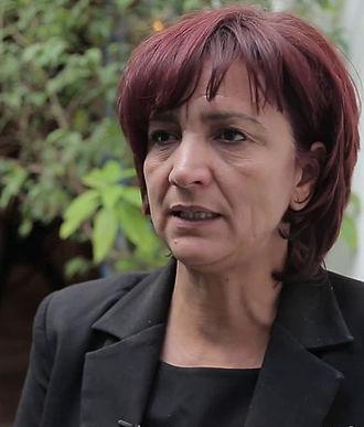 Samia Abbou - Image: Samia Abbou, Nawaat capture 19 novembre 2015