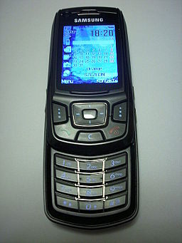 Samsung SGH-Z400 - 1