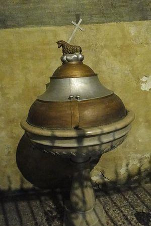 San Dalmazzo, Turin - Image: San Dalmazzo TO Fonte battes