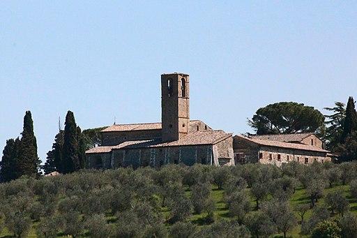 Convento di Monte Oliveto, San Gimignano