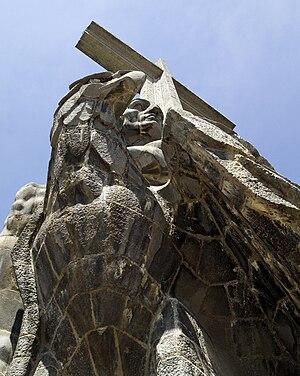 Juan de Ávalos - Saint John in the Valle de los Caídos (Valley of the fallen)