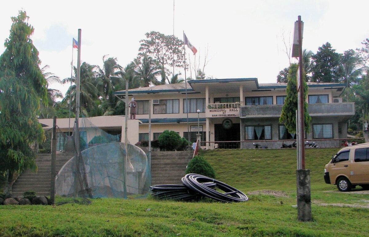 San Isidro Bohol Wikipedia