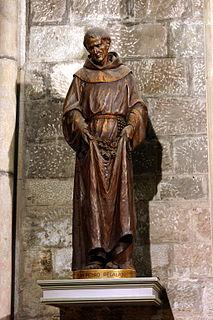 Peter de Regalado Franciscan (friar minor) and reformer