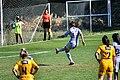 San lorenzo rosario central futbol femenino titi nicola 15.jpg