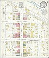 Sanborn Fire Insurance Map from Wakefield, Dixon County, Nebraska. LOC sanborn05265 002-1.jpg