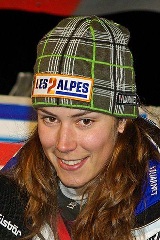 Sandrine Aubert - Sandrine Aubert, Semmering 2008
