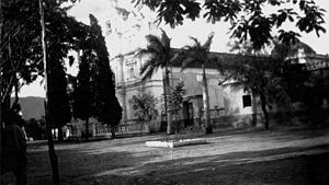 Salamá - San Mateo church