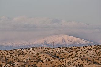 Santa Fe County, New Mexico - Santa Fe Baldy