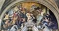 Santa Maria degli Scalzi (Venice) - Santa Teresa incoronata dal Salvatore by Gregorio Lazzarini.jpg