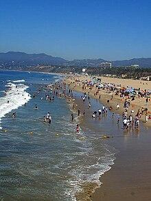 Hotel Santa Monica Beach Los Angeles