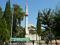 Saray, Tekirdağ - mosque in central square - P1020957.JPG