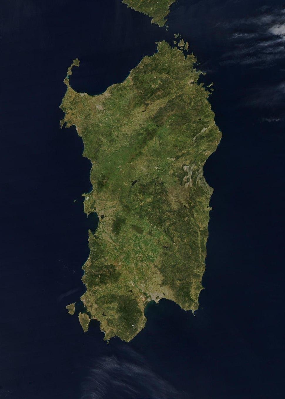 Sardinia satellite