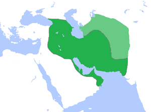 Battle of Herat (484) - Map of the Sassanid empire after the disaster against the Hephthalites, light green is the areas the Sassanids lost to the Hephthalites, however, the Sassanids later recaptured occupied land from the Hephthalites in the Battle of Bukhara,when the Sassanids and the Western Turkic Khaganate formed an alliance to defeat the Hephthalites.
