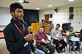 Satdeep Gill - Open Discussion - Collaboration among Indic Language Communities - Bengali Wikipedia 10th Anniversary Celebration - Jadavpur University - Kolkata 2015-01-10 3140.JPG